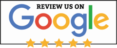 Leave Us a 5 Star Review on Google.